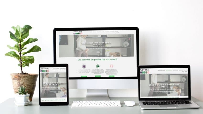Création de site web Aude